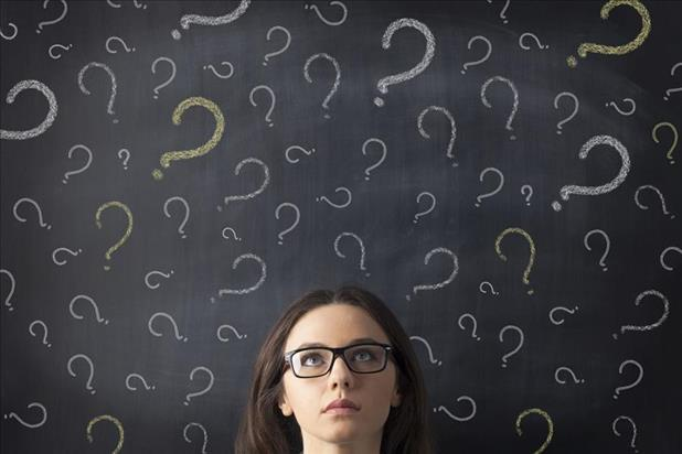 woman making a tough decision and considering whether it's time for a new job