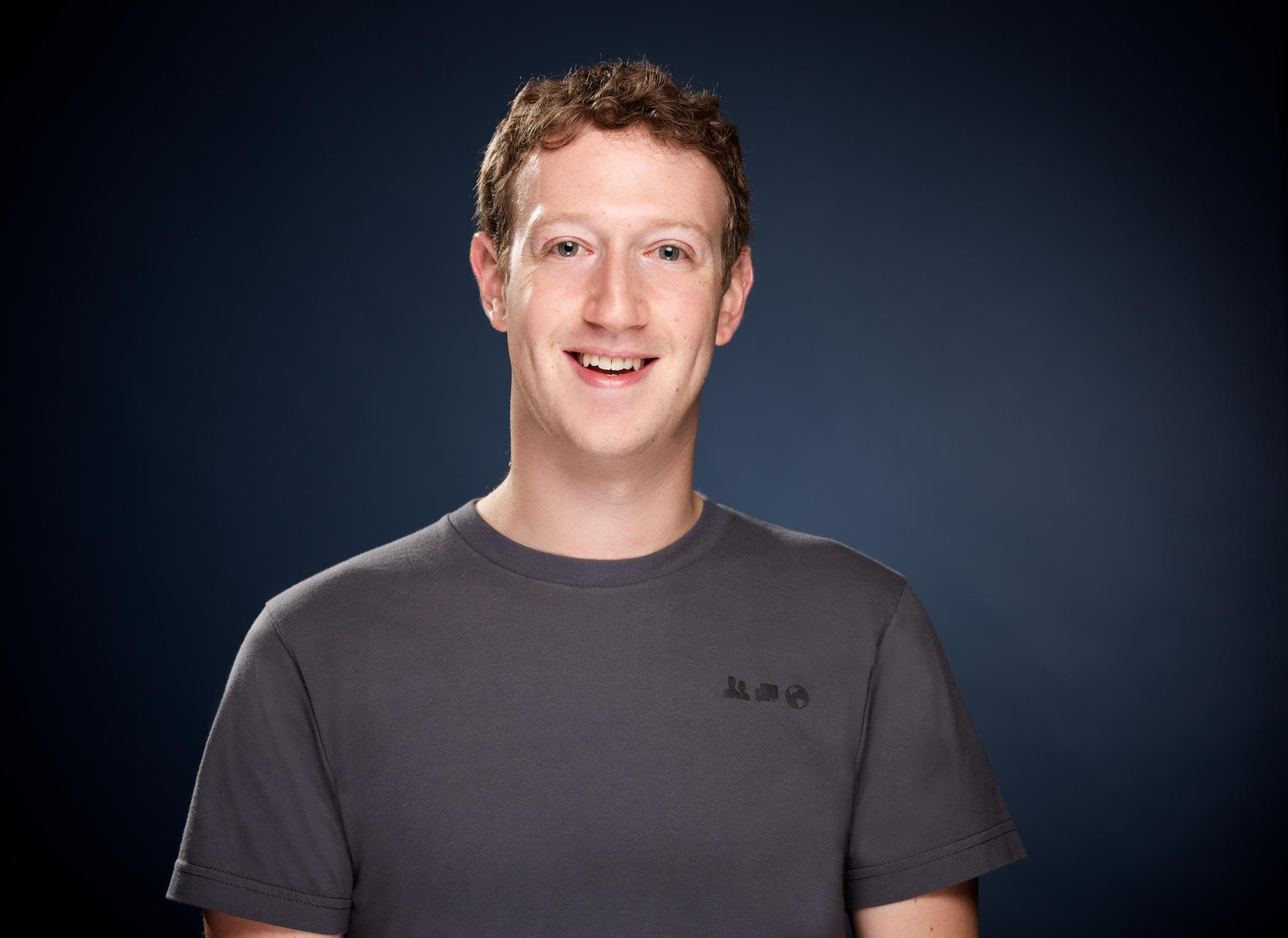 Mark Zuckerberg - CEO of Facebook