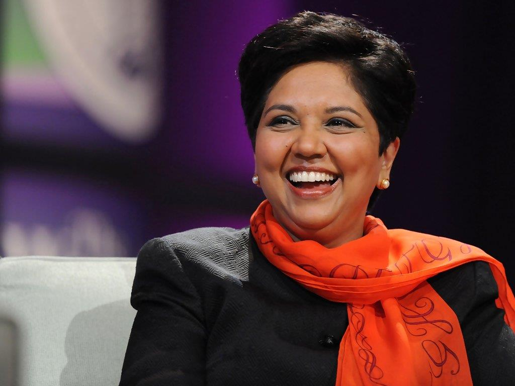 Indra Nooyi - CEO of PepsiCo
