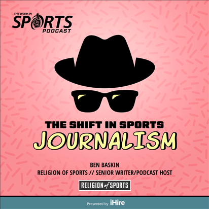 ben baskin religion of sports lost in sports