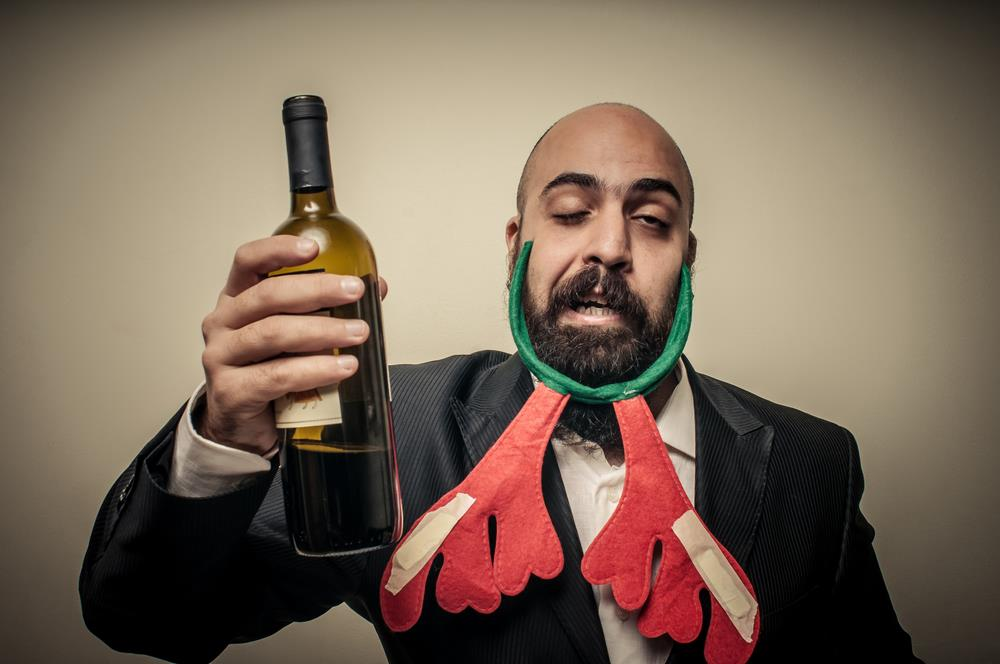 Please drink responsibly at your holiday work party