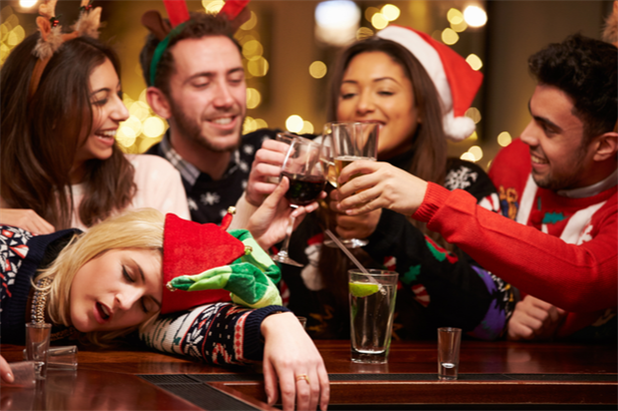 Get five tips on how to avoid ruining your holiday work party and your career.