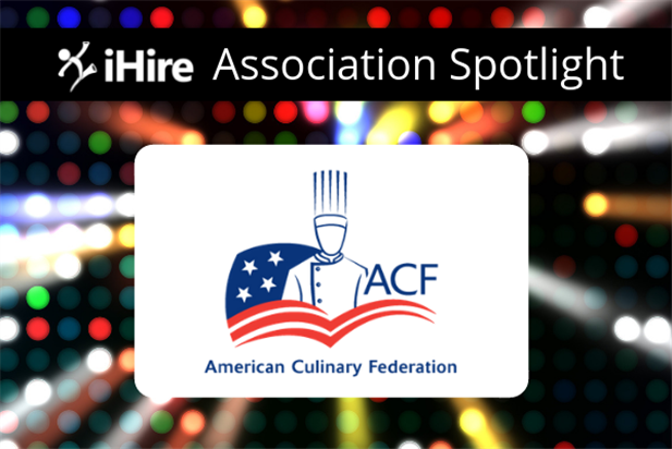 ihire association spotlight hero image american culinary federation