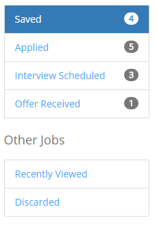 iHire Job Tracker Tally