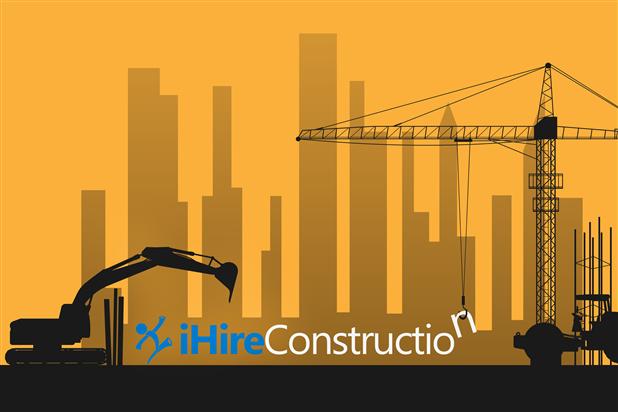 iHireConstruction logo
