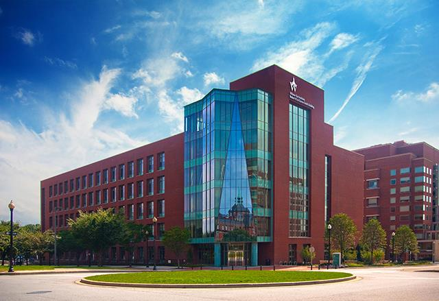 photo of wilmer eye institute