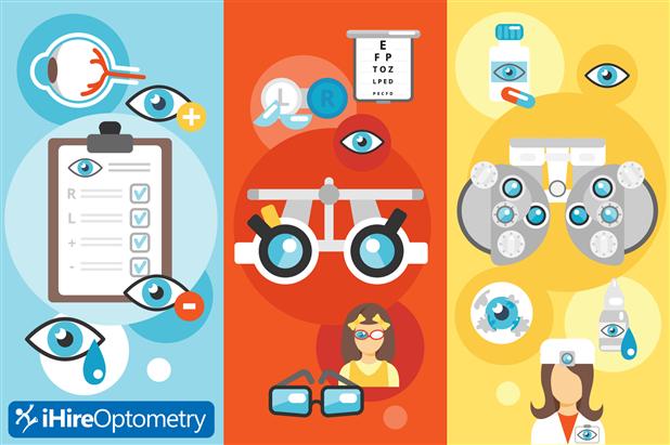 Optometry Infographic Hero