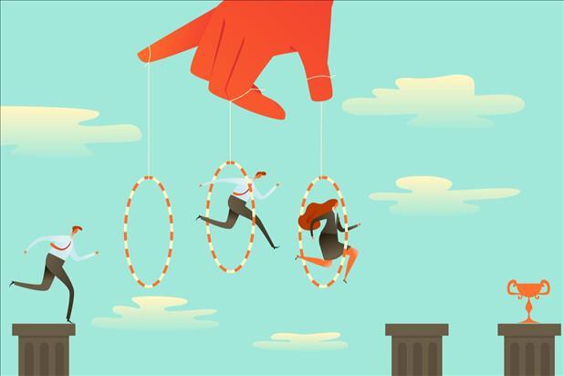 Job applicants jumping through hoops to land an interview
