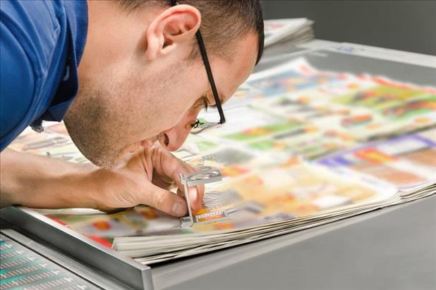 professional in the printing industry