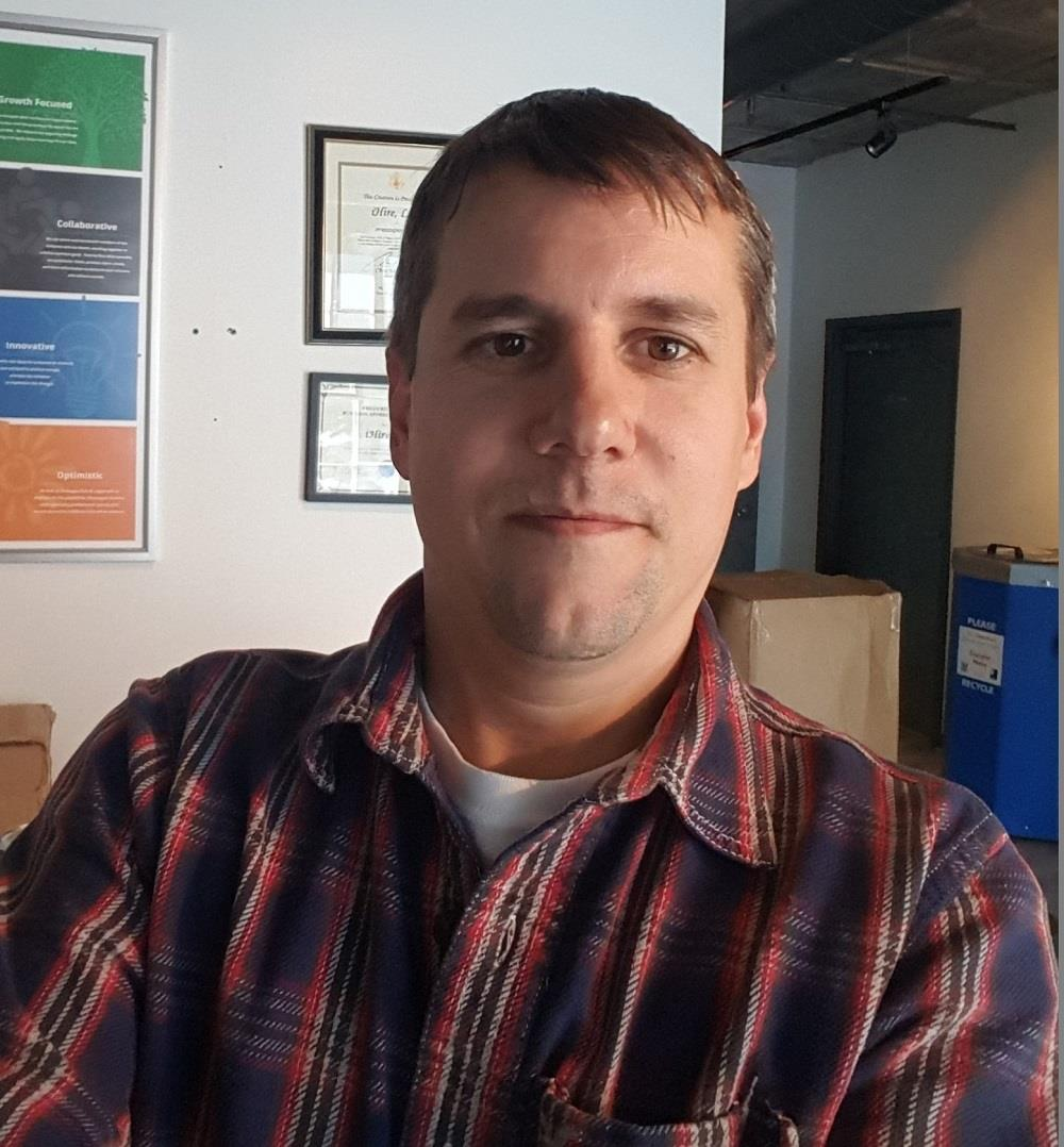 mike lidie ihire project manager