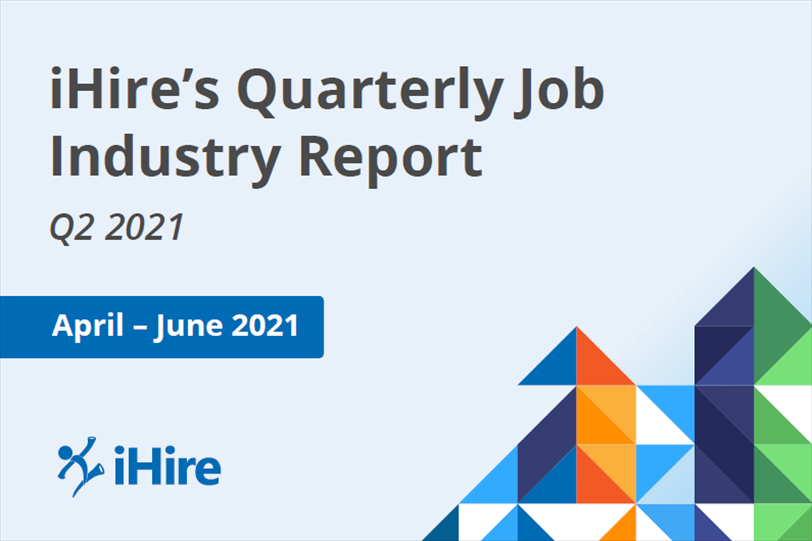 iHire quarterly industry report thumb