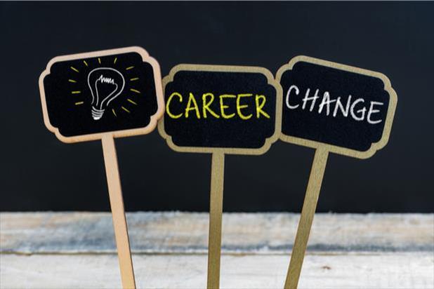 career change imagery