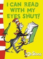 i can read with my eyes shut book cover