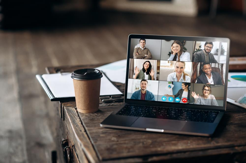 Networking and video conferencing online