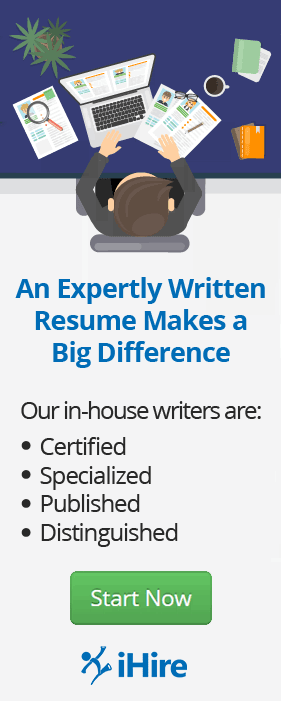 An Expertly Written Resume Makes a Big Difference