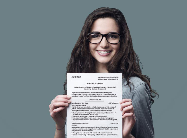 Let IHires Professional Resume Writers Help