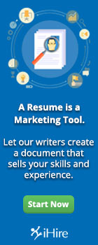 A Resume is a Marketing Tool