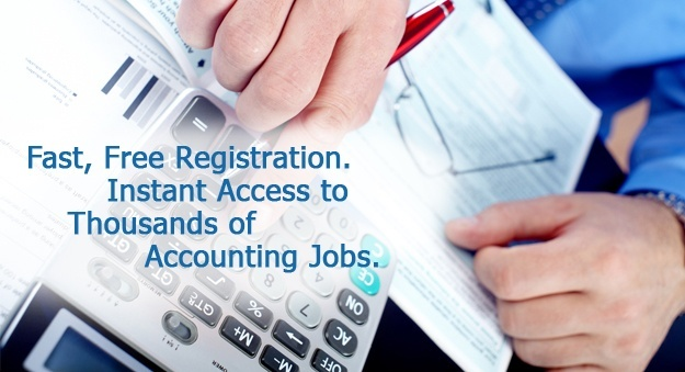 Search jobs for accounting professionals