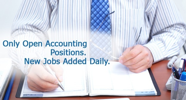 Search careers in accounting