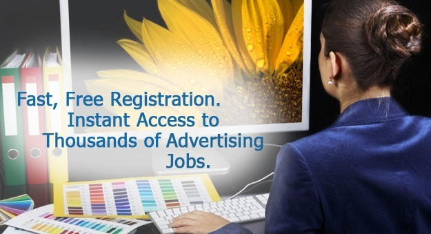 Search jobs for advertising professionals