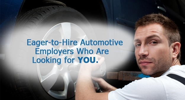 Hiring in the automotive industry