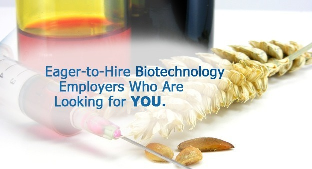 Hiring in the biotechnology industry