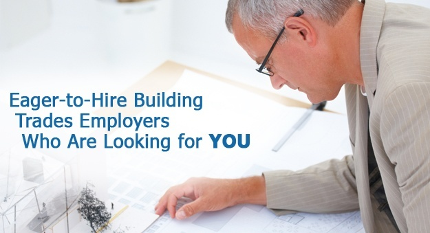 Hiring in the building industry