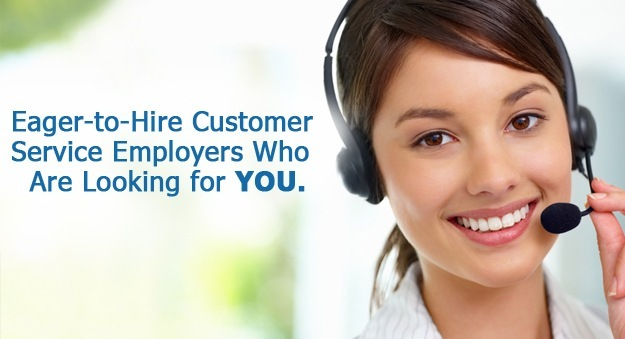 Hiring customer service professionals