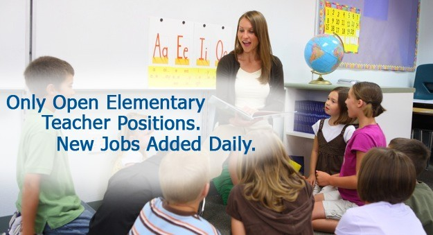 Find elementary teaching jobs