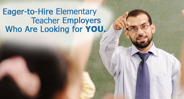 Hiring elementary teachers