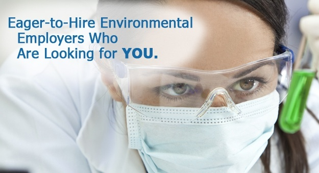 Hiring environmental positions