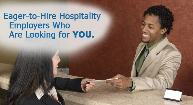 Hiring hospitality professionals