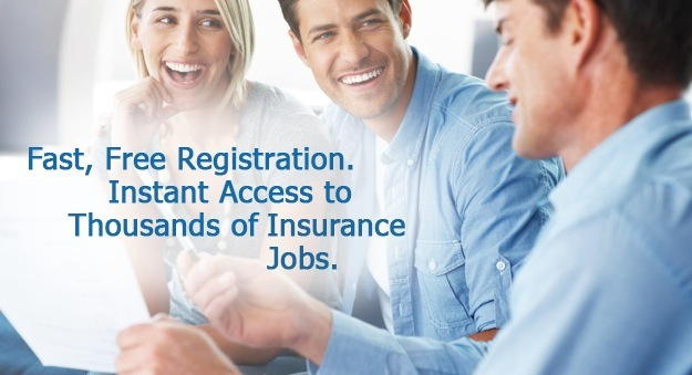 Find insurance careers, jobs