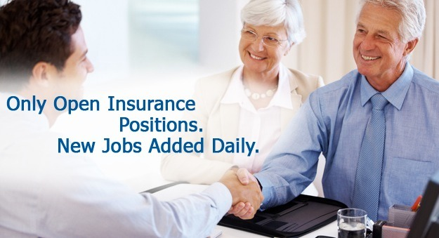 Find careers in insurance