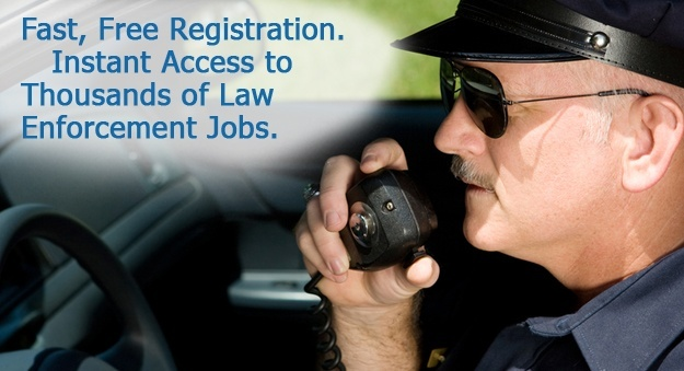 Search employment in law enforcement