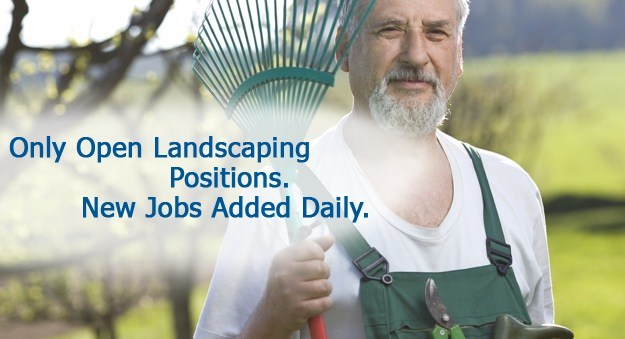 Find careers in landscaping