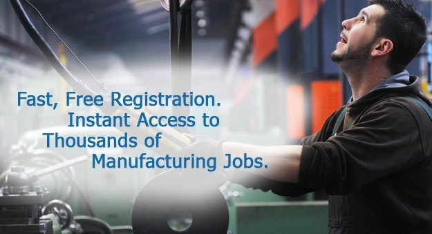 Search jobs in manufacturing