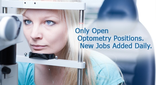 Careers, jobs in optometry