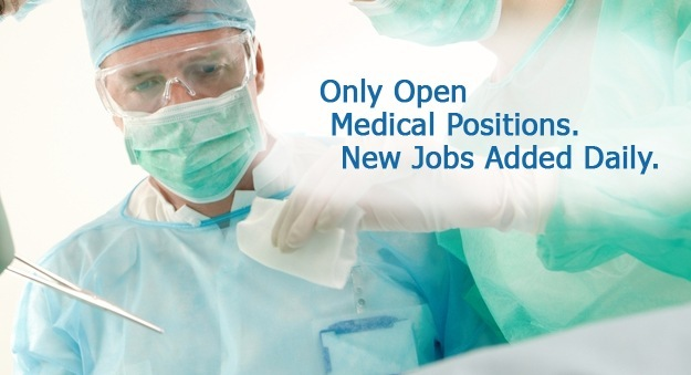 Jobs for doctors in family, hospital medicine