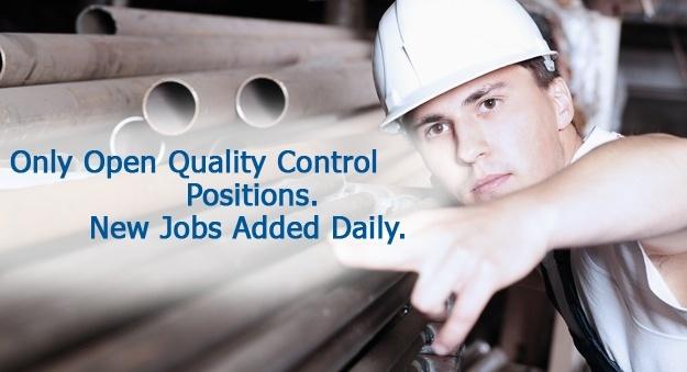 Quality assurance, quality testing jobs