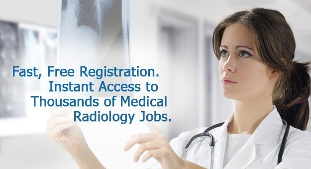 Careers in radiology, jobs in technology