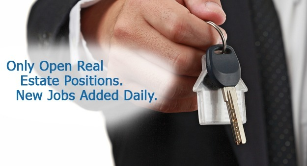 Career in real estate, hiring real estate agents