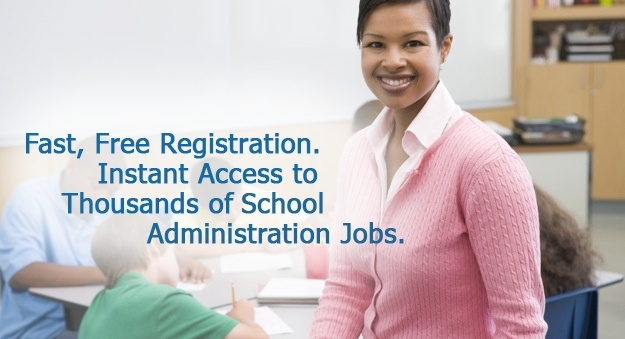 Search all school administration jobs, employment