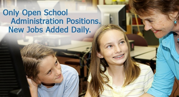 All school administration positions