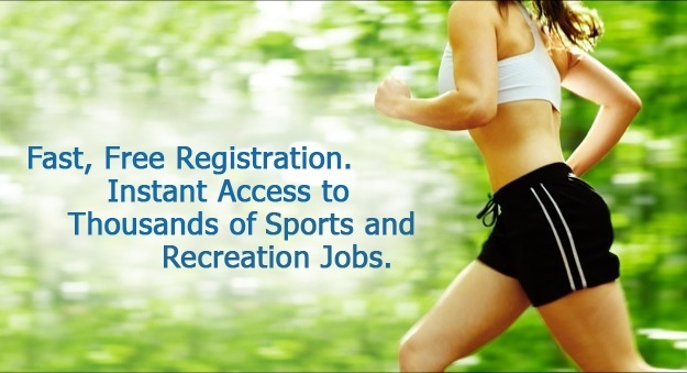 Search all sports jobs, employment