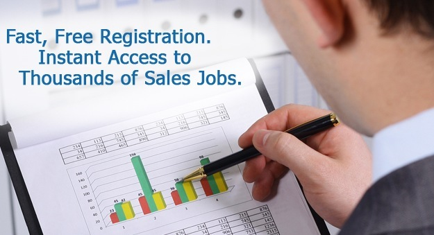 Sales jobs, hiring sales reps