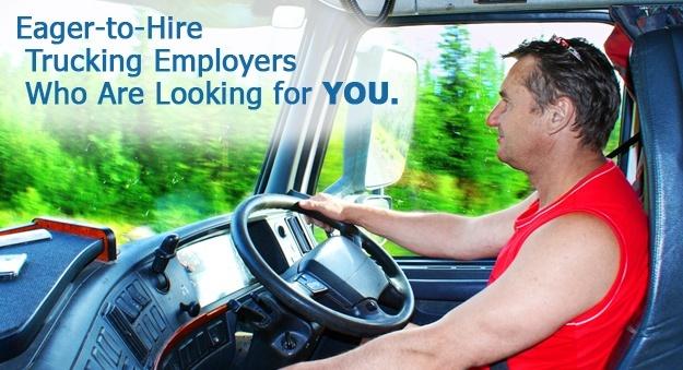 Truck driving companies hiring