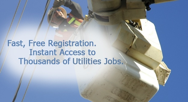Jobs in utilities, power industry jobs