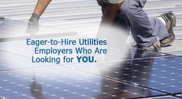 Utility company jobs, public