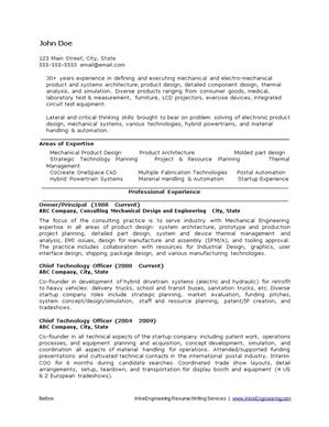engineering resume writing service ihireengineering